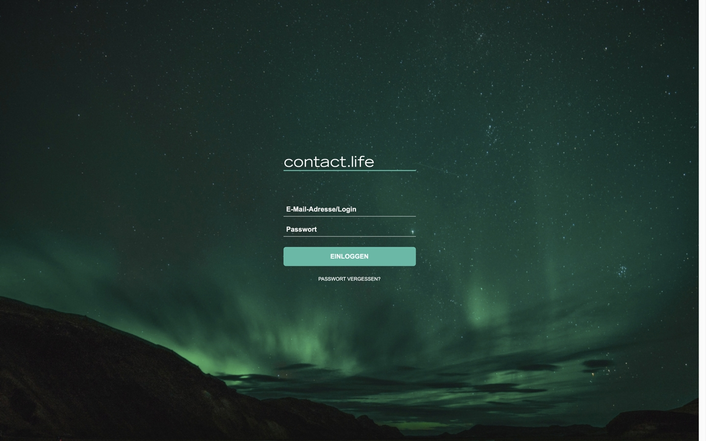 contact.life 3 | Screen Only 01 © echonet.at